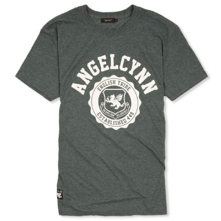 Senlak Angelcynn T-shirt  - Dark Heather